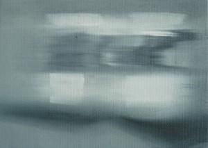 Copy (1) of Stephanie Jansen, geen titel, acryl linnen, 21x29 cm, 2009